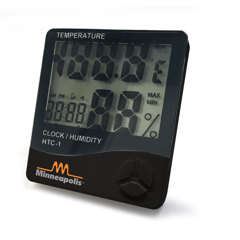 Termometru Digital si Higrometru HU-TER