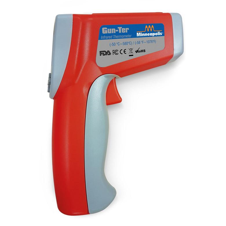Termometru Digital cu infrarosu GUN-TER